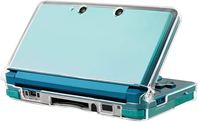 case ốp trong suốt old 3ds