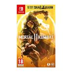Mortal kombat 11 rồng đen 11 switch