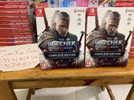 Game The Witcher 3 Wild Hunt - Nintendo Switch