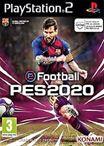 PES 2020 PS2