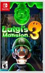 Luigi Mansion 3 Nintendo Switch