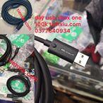 DÂY cable usb tay cầm xbox one s DÀI 3M MICROSOFT (DÙNG CHO CẢ PS4)
