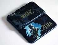 Case ốp hình cho máy New 3DSXL