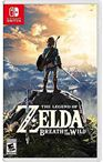 Gamecard Nintendo Switch THE LEGEND OF ZELDA: BREATH OF THE WILD