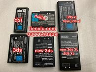 pin xịn ds ,3ds ,3ds xl...