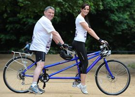 Đi xe đạp đôi giúp bảo vệ môi trường