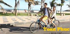 Những điểm du lịch bằng xe đạp ở Việt Nam