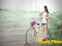 Xe đạp và món quà sắc đẹp