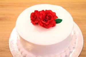 Bánh kem hoa hồng