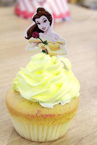 Cupcake người đẹp và quái vật