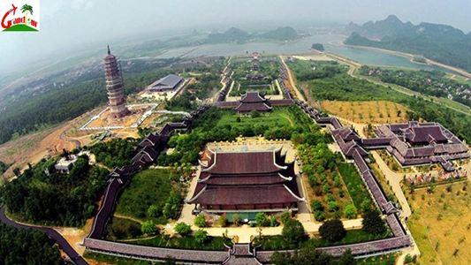 Tour Bình Phước - Hà Nội – Ninh Bình – Tam Cốc – Hạ Long – Yên Tử