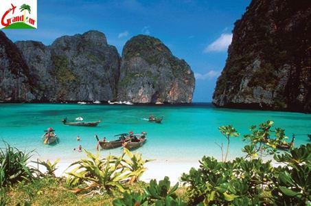 Tour Thái Lan - Băng Cốc - Pattaya 5n4d.
