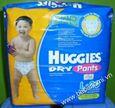 Tả quần Huggies Dry Pants L20 từ 8 - 13kg