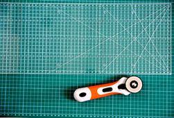 Thước cắt - cutting ruler