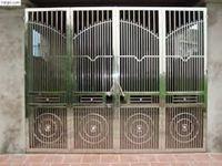 Mẫu cổng inox 06