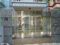 Mẫu cổng inox 05