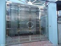Mẫu cổng inox 03