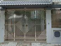 Mẫu cổng inox 01