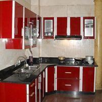 Tủ bếp inox cánh đẹp mẫu 12