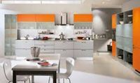 Tủ bếp inox cánh đẹp mẫu 11