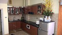 Tủ bếp inox cánh đẹp mẫu 06