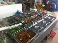 Tủ hâm nóng thức ăn 1