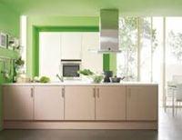 Tủ bếp gỗ cốt chịu nước mẫu 05