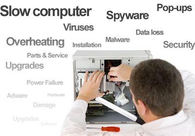 Sửa chữa máy tính tại nhà.