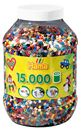 Hộp hạt Hama 15.000 hạt 22 màu