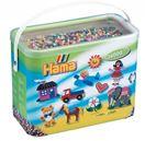 Thùng hạt nhựa Hama 36.000 hạt 10 màu