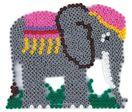Khuôn prees mềm 2 mặt hình con voi