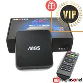 Android TV Box M8s - Amlogic S812
