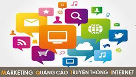 Dịch vụ Xây dựng, phát triển, duy trì.... Marketing, Quảng cáo, Truyền thông Internet (MQTI) cho doanh nghiệp, sản phẩm
