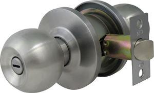 KHÓA TRÒN NEO 5992 SS/PRI TOILET 60mm