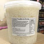 Thạch sợi dừa Đài Loan hộp 3kg