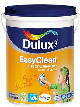 DULUX Easy Clean Lau chùi hiệu quả (5L)