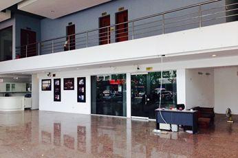 Cho thuê showroom oto mặt tiền ĐL Bình Dương. DT 1000m2