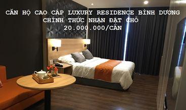 Mở bán căn hộ Luxury Residence Bình Dương. LH 0933.804.805