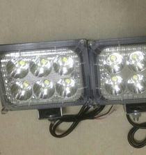 Pkl led l6, công suất 30w, độ sáng 6000k, giá bán/ cặp (2 bóng)