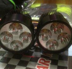 Pkl led l4, công suất 30w, độ sáng 6000k, giá bán/ cặp (2 bóng)