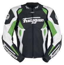 Áo mô tô Furygan, xanh đen trắng, họa tiết Camo