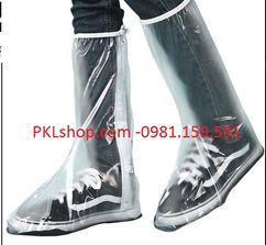 Giầy đi mưa có chống trượt T