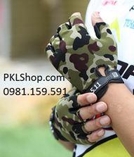 Găng tay 511 cụt ngón army 511