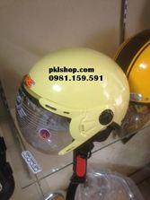 Mũ A 33 ( nửa đầu) màu vàng