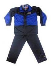 Bộ áo mưa K 21- màu xanh