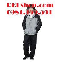 Bộ áo mưa CLC K21 màu ghi