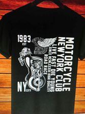 áo ngắn tay moto 06