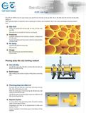Ống dẫn khí HDPE