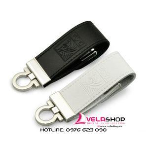 USB VỎ DA 001