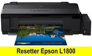 Phần Mềm Reset máy in Epson L1800